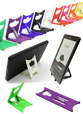 iClip Stand: Apple iPad Mini Tablet, Kindle, Nook - Folding Travel Desktop Stand