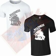 MADNESS THE SPECIALS SKA PUNKS ONE STEP FUNNY T SHIRT TSHIRT MENS WOMENS GIFT
