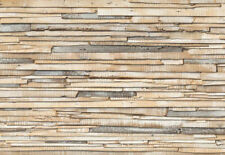 Photo Wallpaper Murals ''WHITEWASHED WOOD'' Wall Mural Photo Wall Paper (8-920)