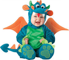 BOYS DINKY DRAGON INFANT / TODDLER COSTUME 6-12, 12-18,18-2T