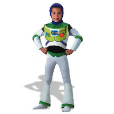 BOYS DISNEY TOY STORY - BUZZ LIGHTYEAR DELUXE TODDLER / CHILD COSTUME