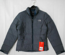 NORTHFACE NUPTSE 2 JACKET 700 FILL GOOSE DOWN PRUSSIAN BLUE AUTHENTIC WOMENS NEW
