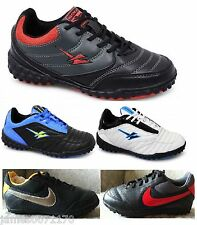 Junior Boys Football Trainers Astrofurf Shoes School  Sports uk SIZE 1 2 3 4 5 6
