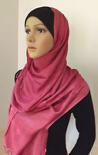 PASHMINAS SHAWL WRAP SCARF HIJAB WARM NECK SCARF  + MANY more COLORS