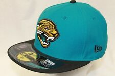 JACKSONVILLE JAGUARS Cap Hat NEW ERA 59FIFTY SIDELINE ON FIELD GREEN/BLACK