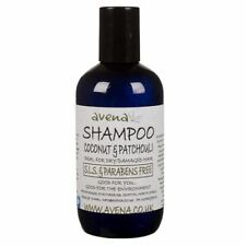 Luxury Coconut Patchouli Essential Oil Shampoo Dry Hair Birthday Xmas Gift