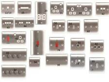 British General Switches/Sockets Full range