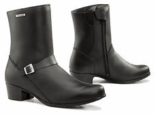 Forma VOGUE womens waterproof motorcycle boots