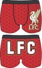 1 Pair Boys Liverpool Boxer Shorts BNWT Ages 4-5, 5-6, 7-8, 9-10 & 11-12.  (238)