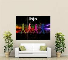 The Beatles Giant XL Section Wall Art Poster M122
