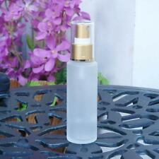 2 of 50ml Frosted Glass Bottle Atomizer Perfume Spray /20mm Free Shipping