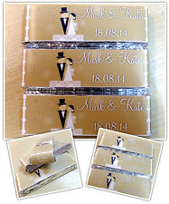 Personalised Chocolate Wedding Table Party Favours - Wrappers or Pre-made N14