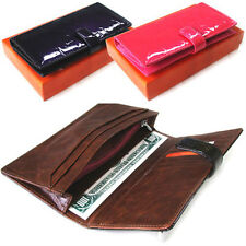 Free Shipping C502 NEW Luxury Womens Wallet Coin Card Holder Checkbook