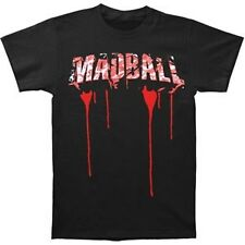 MADBALL BLOOD RED SHIRT VARIOUS SIZES 100% OFFICIAL MERCH
