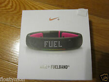 Nike Fuelband Fuel Band Small Medium Large X Large S M L XL Pink Foil Fuschia SE