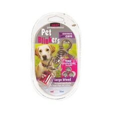 Pet Blinker Flashing Dog Safety Lights available in Small or Large