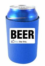 Coolie Junction Beer, You Like This Funny Can Coolie, Neoprene Collapsible