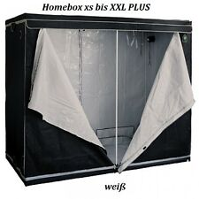 Homebox Evolution in allen Varianten, weiß Growbox xs,l, xl,xxl,xxl plus,s,1.8,
