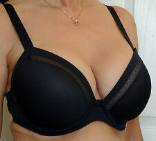 AMAZING BRA! Felina Celeste Low Plunge Cleavage Boosting Bra 32-38 C-G *2 Colors