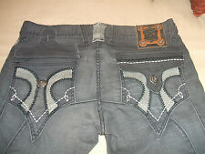 J Steger Coutre Jeans  Classic Collection Gray w/Gray Designer Pocket