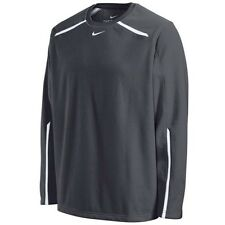 Nike THERMA-Fit Crew Fleece Training Pullover Jacket - 378257-212