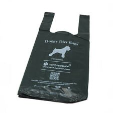 Premium Biodegradable Thick Unscented Dog Poop Bags / Dog Waste Bags / Poo Bags