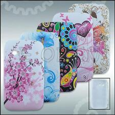 Soft Gel Silicone Back Protective Skin Case Cover For Samsung Galaxy Y S5360