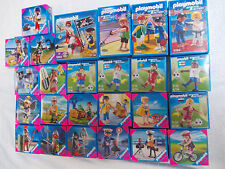 VARIOUS PLAYMOBIL SETS - 3  PER LOT - PICK YOUR LOT - RARE - NEW - FREE SHIPPING