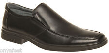 NEW Mens Grosby Trey Black Dress/FORMAL/CASUAL/WORK/SLIP ON/WEDDING SHOES CHEAP