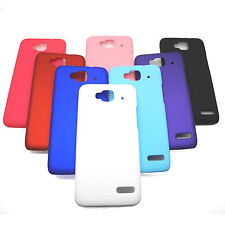 1/8 hard Protect phone Case Cover for Alcatel One Touch Idol Mini SMART 6012D