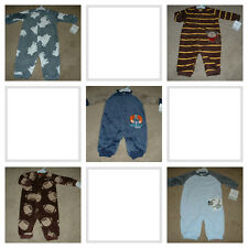 New Baby Boys Carters Clothes One-Piece Outfits {U Pick 1} size 3 6 9 months NWT