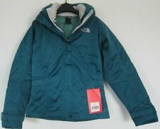 The North Face Women's TriClimate Jacket 3 in1 Coat-Boundary Osito, Evolve, Down