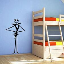 NIGHTMARE AFTER CHRISTMAS JACK Decal WALL STICKER Art Decor Silhouette SST022