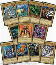 Yu-Gi-Oh Kaiba and Yugi Reloaded YSKR-EN001 to EN048 Single cards. 1st Edition