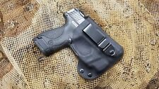 Gunner's Custom Holster with Crimson Trace laser or LaserMax IWB CCW Holster