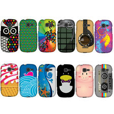 For SAMSUNG GRAVITY Q T289 Cover Hard Design Snap On Protector Case