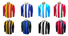 CHEAP DISCOUNT FOOTBALL TEAM KIT STRIP, SHIRTS ONLY ADULT MENS  SIZE XXL