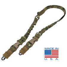 Condor US1002-008 MULTICAM CBT 2 Point & 1 Point Bungee Rifle/Carbine Sling