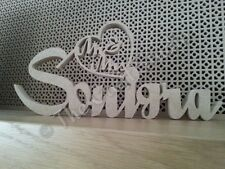 Mr & Mrs Surname Wedding Sign. Wedding Plaque. Mr & Mrs Wooden Letters.Top Table