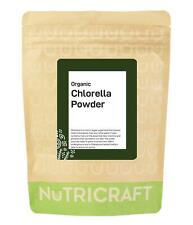 Organic CHLORELLA powder - choose quantity - cracked cell wall - bulk