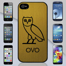 New Drake OVO Weeknd XO Gold OVOXO Owl iPhone Case