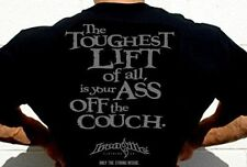 The Toughest Lift Of All - Weight Lifting Gym Shirt by Ironville Clothing