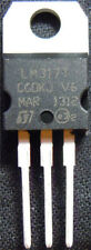 5x 10x LM317T Variable Positive Voltage Regulator LM317 1.3 to 37V  1.5A FREE PP