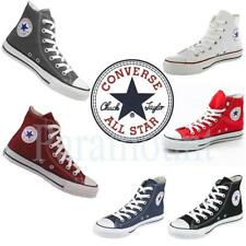 Converse All Star Hi Top Canvas Trainers  unisex-adult Size