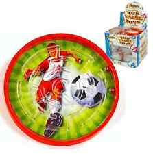 Football Maze Pocket Goody Toys Small Party Loot Bag Fillers Prize Travel Games