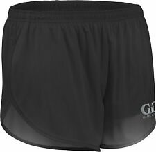 """TR623 Men's 2.5"""" Performance Track Short with Split Leg Sides and Inner Brief"""