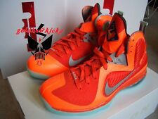 2012 NIKE lebron IX 9 nba all star game ASG big bang GITD bhm QS orange