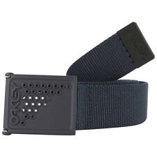 NEW MEN OAKLEY FACTORY PILOT BELT - ONE SIZE FITS ALL 96137 black, red or navy