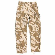 BRITISH ARMY DESERT COMBAT TROUSERS - GRADE - 1 - GOOD CONDITION- VARIOUS SIZES