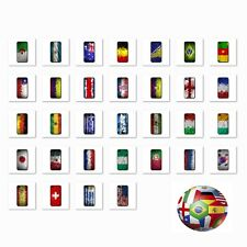 ★ WORLD CUP BRAZIL futbol FLAG SOCCER Football ★ 2014 Case iPhone 5 5S COVER ★
